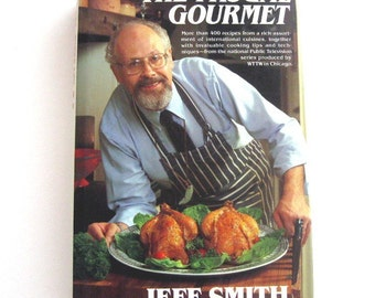 Vintage Cookbook The Frugal Gourmet Jeff Smith 1980s