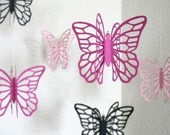 Hanging Butterflies (Pack of 6)