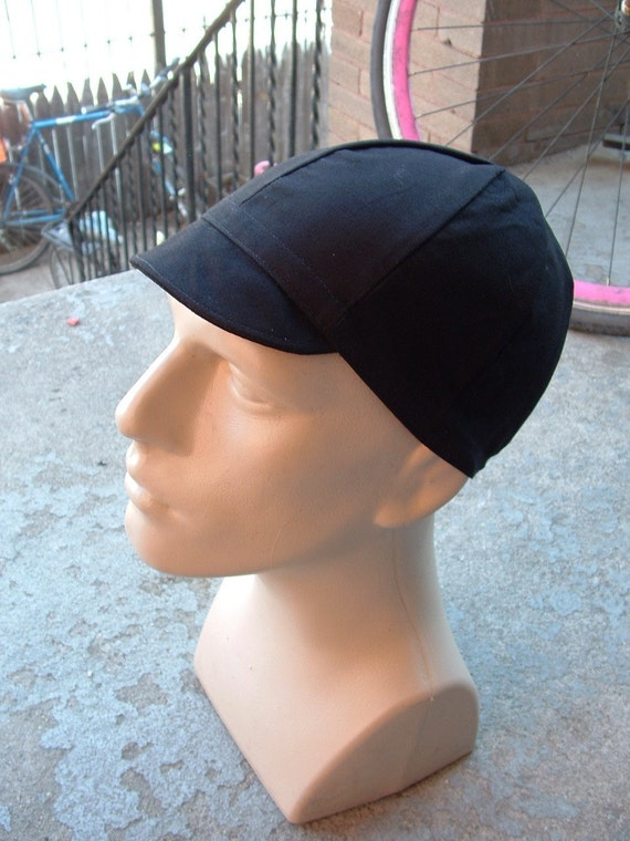 Cycling Cap - Black (Small)