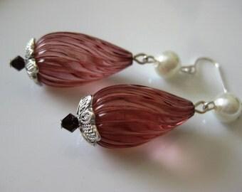 The King's Mistress Earrings