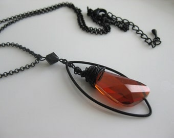 The Volturi Necklace (Twilight-Inspired)