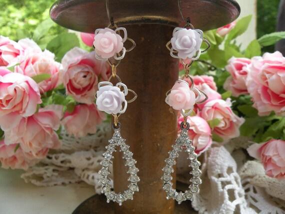 reserved for patti custom earrings ooak