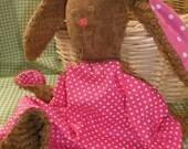 Bunny Teether Toy