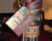 Wine Bottle Case for Gift