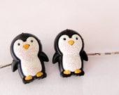 Adorable little Penguins Bobby Pins