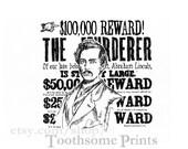 John Wilkes Booth Print