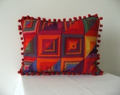 Tribute to Kaffe pillow