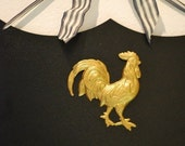 Golden Rooster Magnet.  Great with our Magnetic Shields. Wonderful gift!