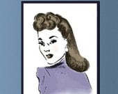 1940s WWII HAIRSTYLES Get that PINUP Look- 40s Hair