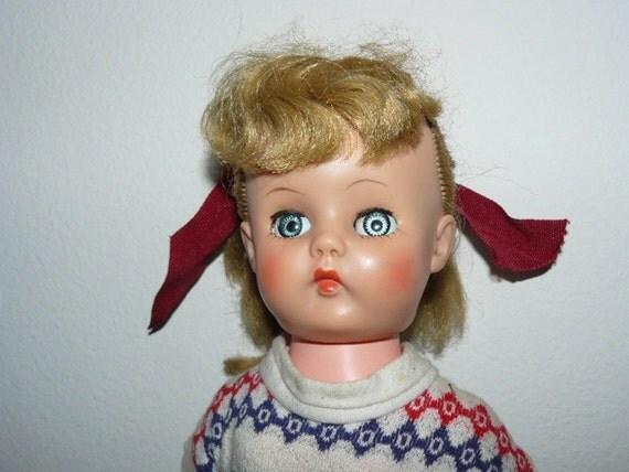 Darling Vintage 1950's Doll Clone to Madame Alexander Marybel