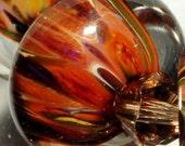 Lampwork Beads-Handmade Glass Beads-Boro Beads-By Brenda Scata-7 beads-PECOS VALLEY