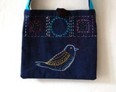 Hand Embroidery Bag for Little Girls