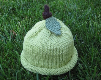 just picked -- sweet granny smith hat