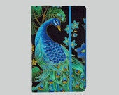 Kindle Cover Hardcover Kindle Case Nook Cover Custom eReader Cover Peacock