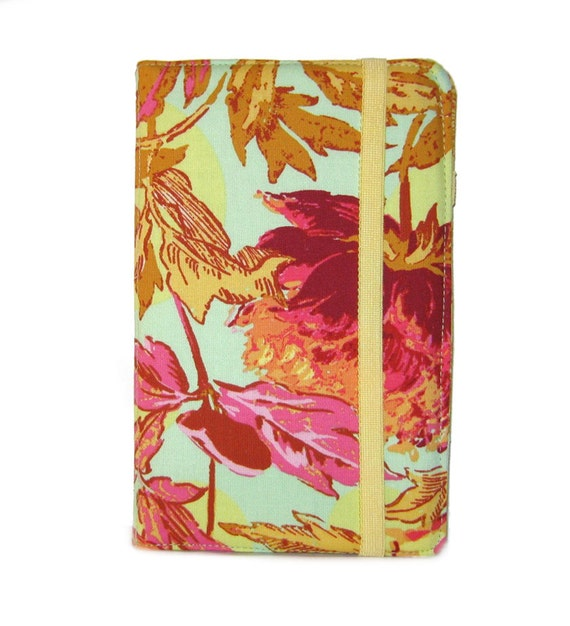 Kindle Fire Cover Hardcover Kindle Case Cover Nook Cover Custom eReader Cover Amy Butler READY TO SHIP