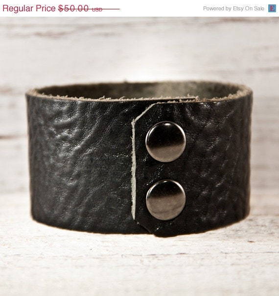 Gifts For Him Unique Gift for Guy's Leather Cuff Jewelry Men's Male Christmas December Sale Holiday Gift Guide