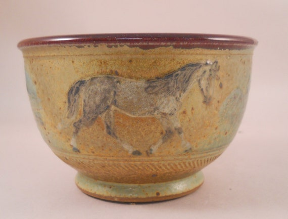 Soup Bowl - Old Grey Mares