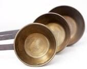 Antique Copper Cooking Pots