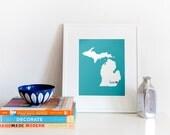 Detroit is My Home // 8x10 Digital Michigan Print