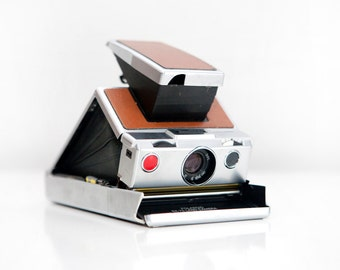 Polaroid SX-70 Alpha 1 Land Camera