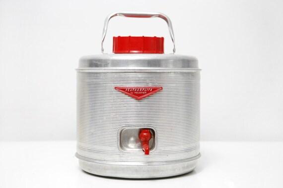 Featherflite Vintage Thermos by Poloron