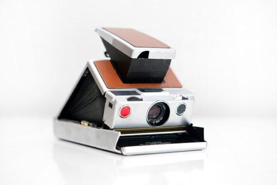 Polaroid SX-70 Alpha 1 Land Camera