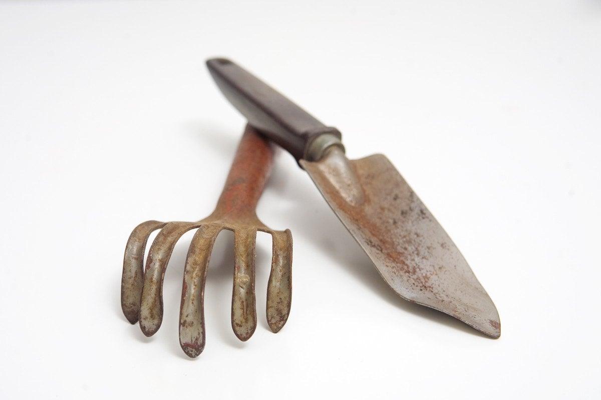 Vintage garden tools for Gardening tools vintage