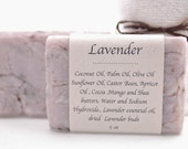 Lavender Hand Milled Soap