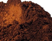 Brown Iron Oxide Powder 1 Oz or 4 Oz, Cosmetic Supply, Soap Supplies, Brown Soap Color