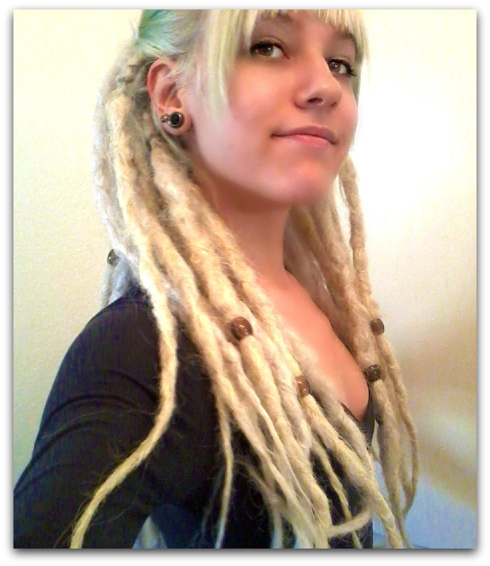 50 Synthetic Dreads Synthetic Dreadlock Extensions By