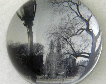 Central Park PAPERWEIGHT