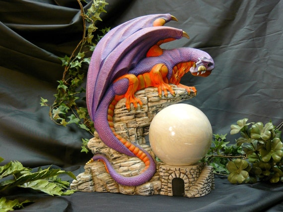 Ceramic Dragon - Look Out Dragon