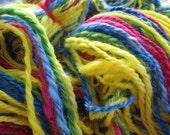 Tinker Toys - Handspun/Hand-dyed Wool