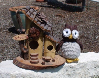 Whooo Owl in Chocolate