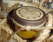 Heavenly Honeysuckle - 4 oz western cowboy jar candle