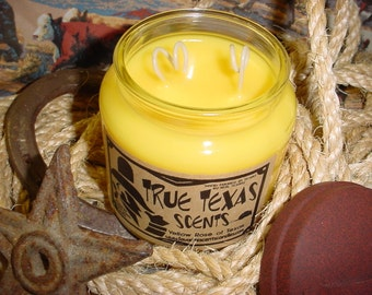 Banana Pudding - 16 oz Western Cowboy Candle