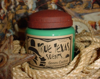 Christmas Thyme - 16 oz Western Texas Cowboy Candle