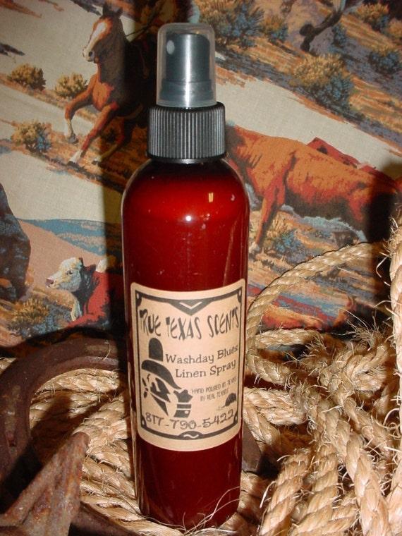 Washday Blues Linen Spray - (Sunwashed Linen) 8 oz