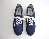 RESERVED - Keds Original Blue Canvas Tennis Shoes