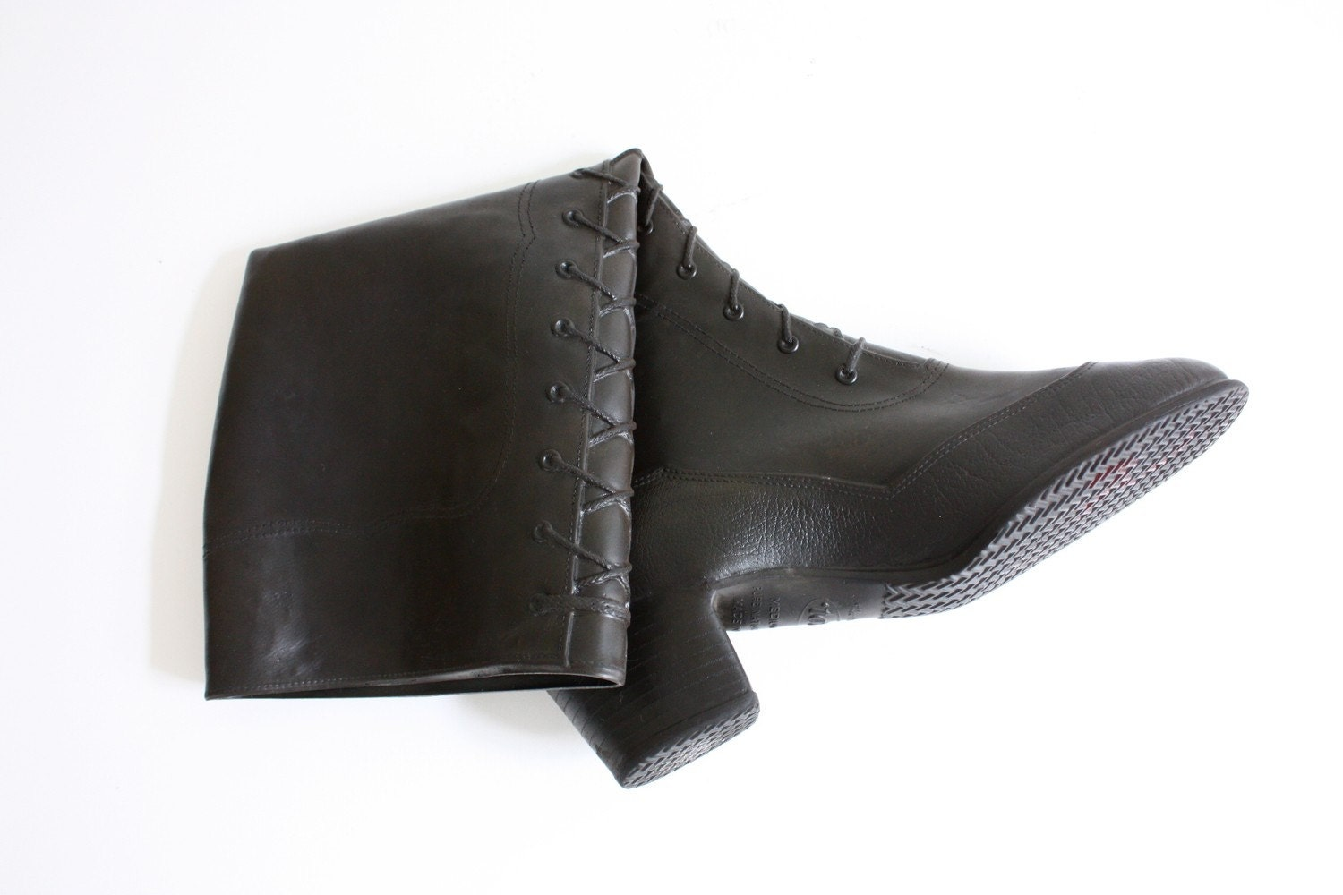 vintage totes rubber shoe covers
