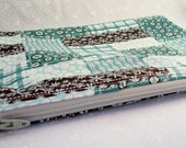 Lined Zipper Pouch, Zipper Pouch, Fabric Bag, Keep Me Stitched