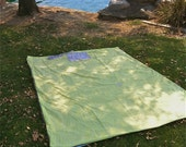 picnic blanket, upcycled and waterproof