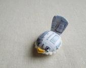 Handmade Cotton House Bird