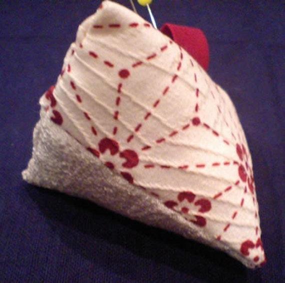 PIF Kimono Pincushion Tetrapod Pyramid CHERISH