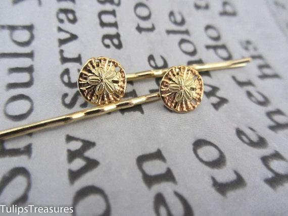 Ocean Starfish gold hair pins, Bridal Hair Comb, Beach Wedding, Starfish,  starfish pins, beach hair pins, vintage
