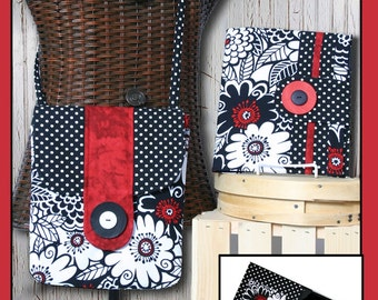 PDF - I-Cozy: IPad Cover and Carry Case Sewing Pattern