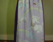 Vintage Unicorn Hippie Skirt