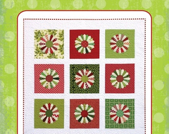 Pretty Peppermints PAPER pattern 0708