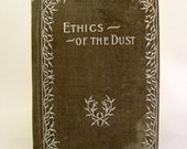 Ethics Of The Dust Vintage Rebound Journal