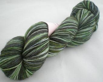 The Game - Superwash Merino Hand Dyed Sock Yarn (100 g/400 yds)